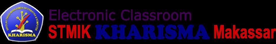 E-Classroom STMIK KHARISMA Makassar